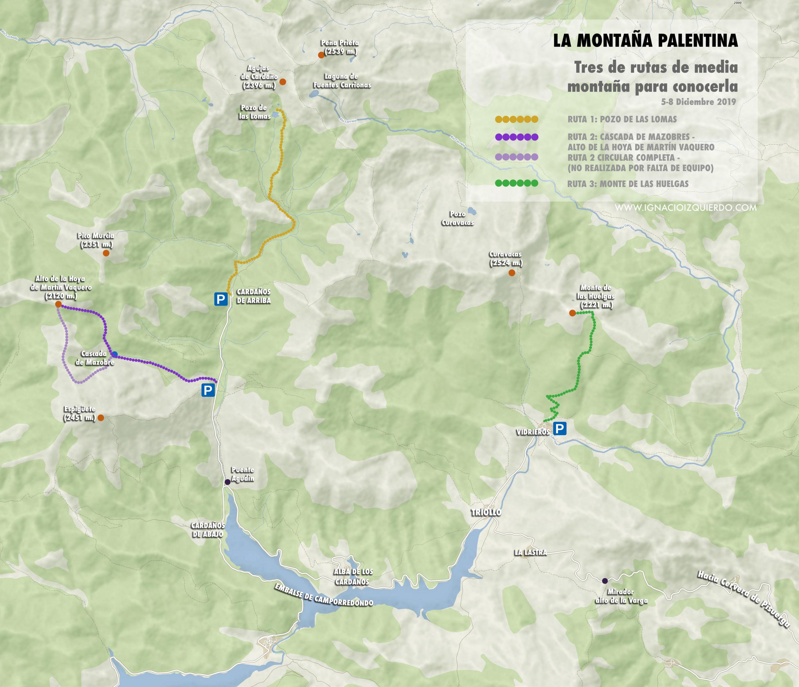 La Montaña Palentina Y 3 Rutas De Media Montaña Para Descubrirla Crónicas De Una Cámara